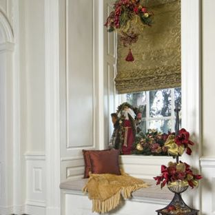USGA Museum Holiday Decor | Holiday Decorating Atlanta | Interior Design  Atlanta |Atlanta Interior Decorator | Interior Designer Atlanta | Interior  ...